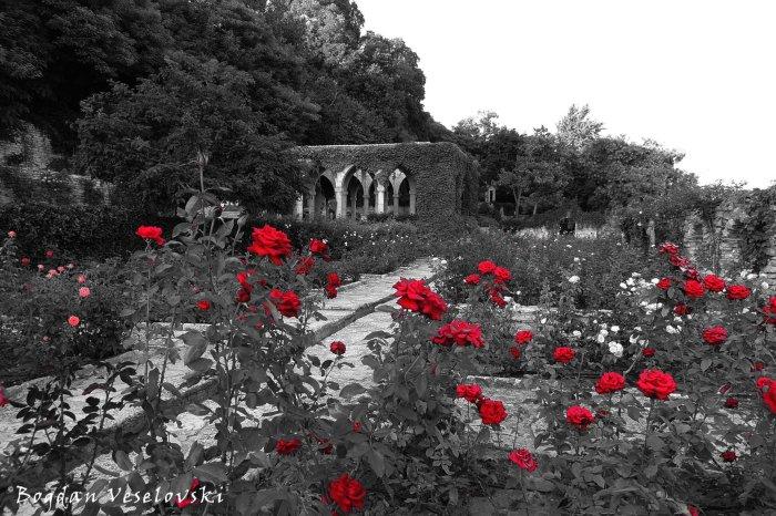 Balchik Palace - Garden & The Baths