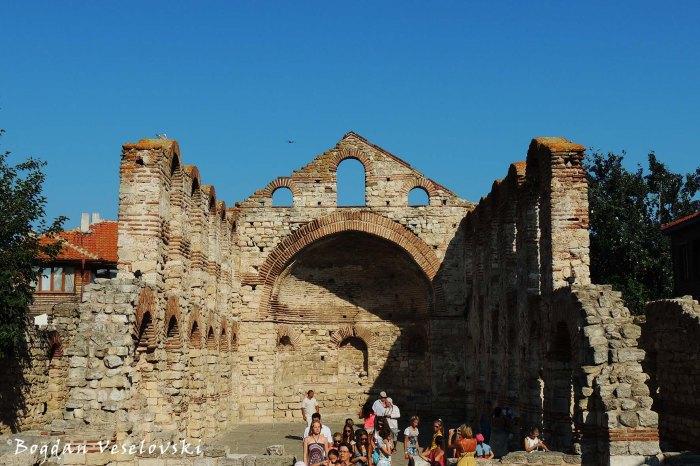 Църква Света София (Hagia Sophia Church, Nesebar)