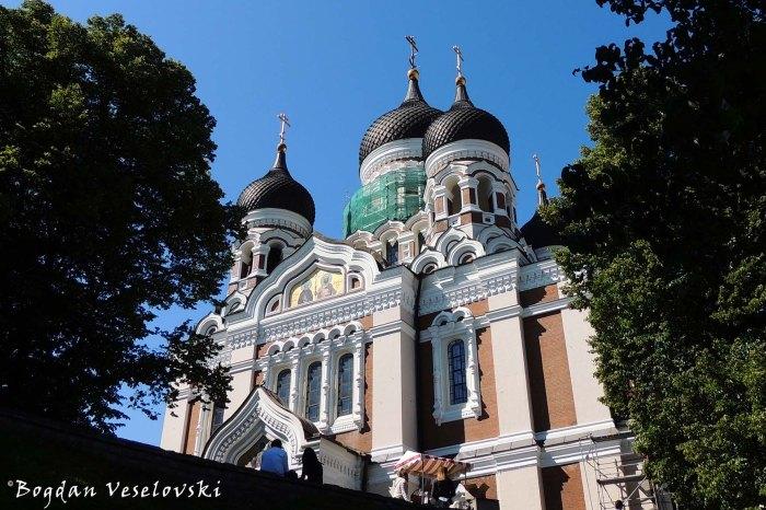Aleksander Nevski katedraal (Alexander Nevsky Cathedral, Tallinn)