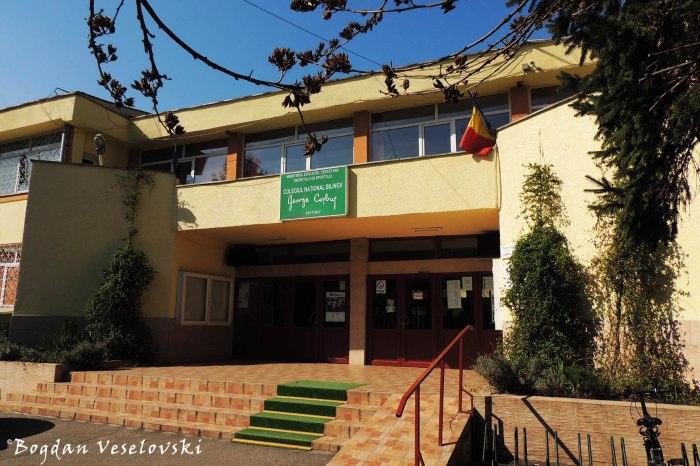 29-31 Olari Str. - 'George Coșbuc 'National Bilingual College Bucharest