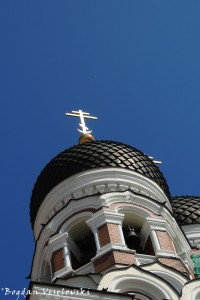 Dome of Alexander Nevsky Cathedral, Tallinn
