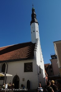 Püha Vaimu kirik (Church of the Holy Ghost, Tallinn)