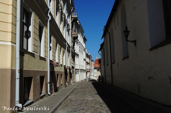 Pühavaimu street, Tallinn