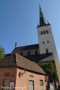 Oleviste kirik (St. Olaf's Church, Tallinn)