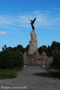 Russalka mälestussammas (Russalka Memorial by Amandus Adamson, Tallinn)