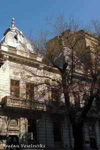 55B, Carol I Blvd. - Building (~1900, eclectic manner academic style)