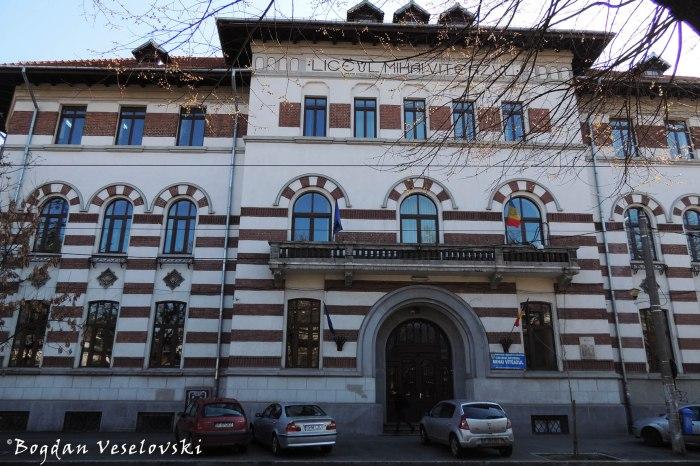 62, Pache Protopopescu Blvd. - 'Mihai Viteazul' National College, Bucharest