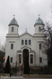 Biserica Sf. Nicolae Tabacu (Church of St. Nicolae Tabacu, Bucharest)