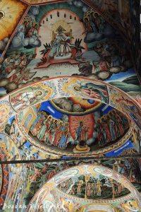 Detail of fresco