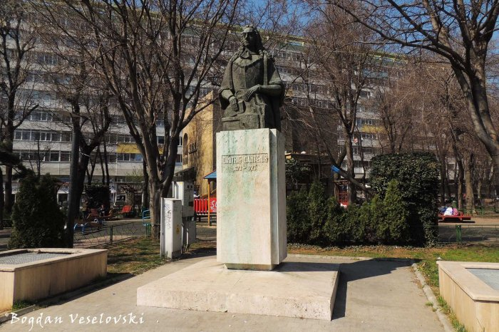 Monument to Dimitrie Cantemir, Bucharest