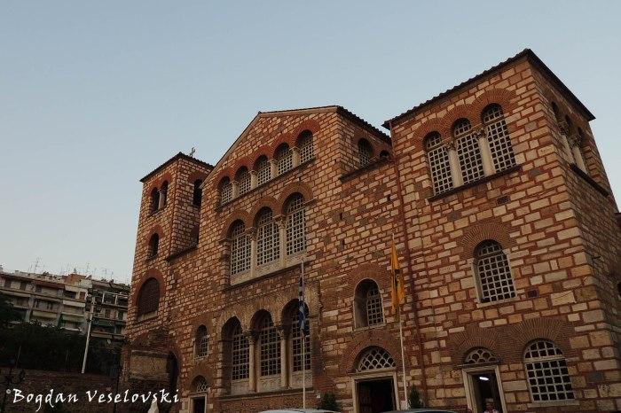 Άγιος Δημήτριος (Church of Saint Demetrius, Thessaloniki)