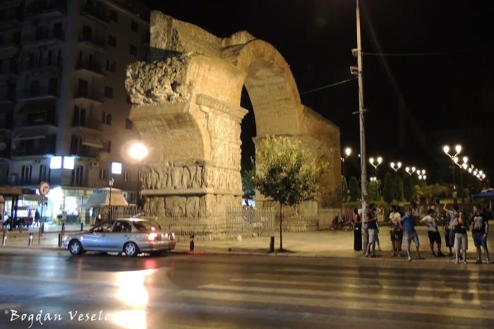 Αψίδα του Γαλέριου (Arch of Galerius)