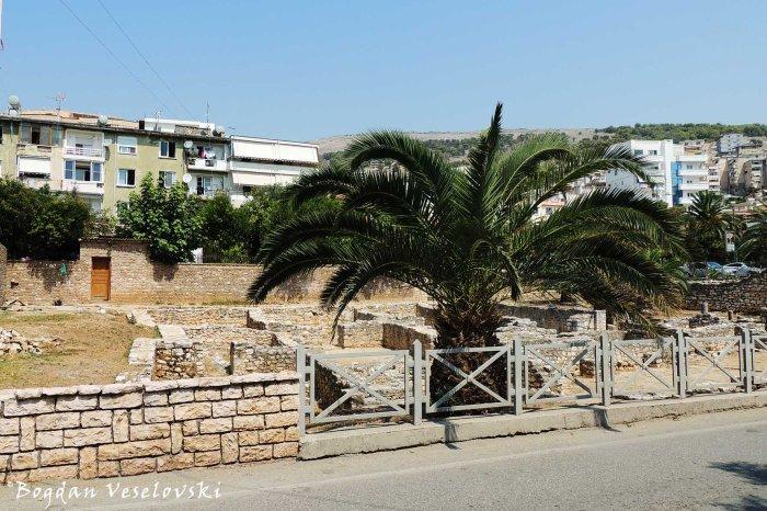 Ruins of a 5th Century Synagogue, Sarandë