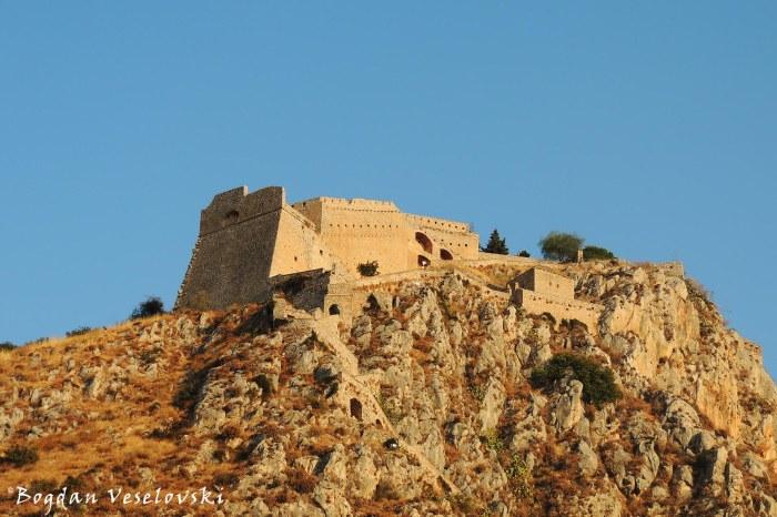 Παλαμήδι (The castle of Palamidi)