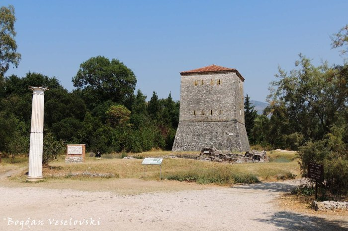 Venetian Tower at the gate, Butrint