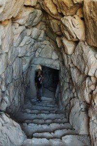 Secret passage ...