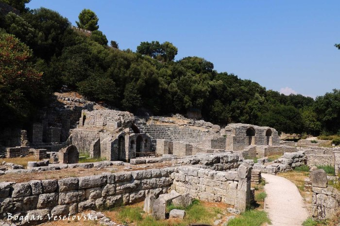 Archaeological site of Butrint