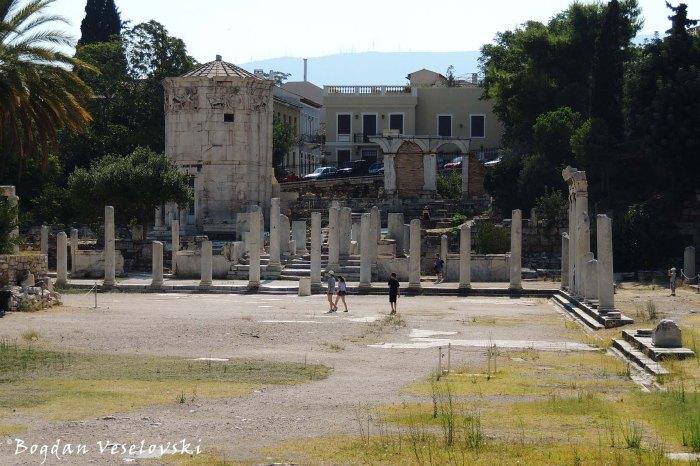 Ρωμαϊκή Αγορά (Roman Agora, Athens)