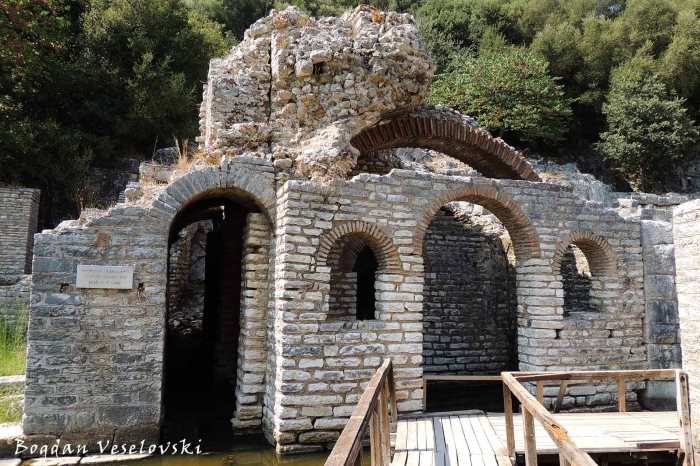 Asclepius Temple, Butrint