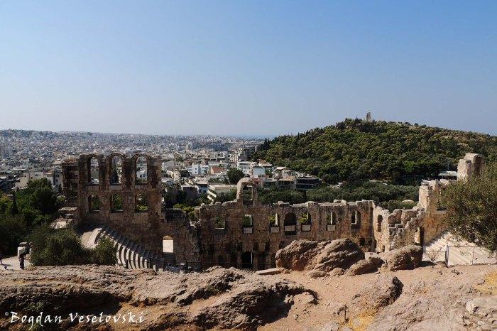 Ωδείο Ηρώδου του Αττικού (Odeon of Herodes Atticus)
