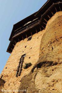 Ladder (Holy Monastery of St. Nicholas Anapausas, Meteora)