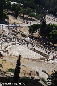 Θέατρο του Διονύσου (Remains of the Theatre of Dionysus, Athens)