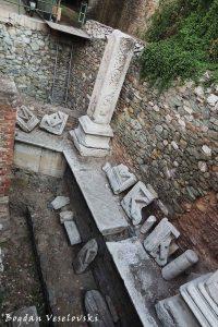 Ruins - Bey Hamam, Thessaloniki