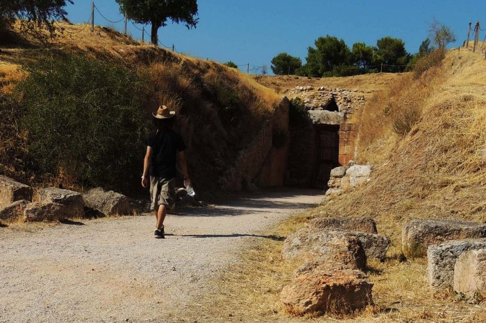 Tholos thomb of Aegisthus