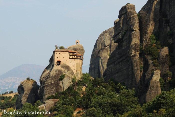 Holy Monastery of St. Nicholas Anapausas, Meteora