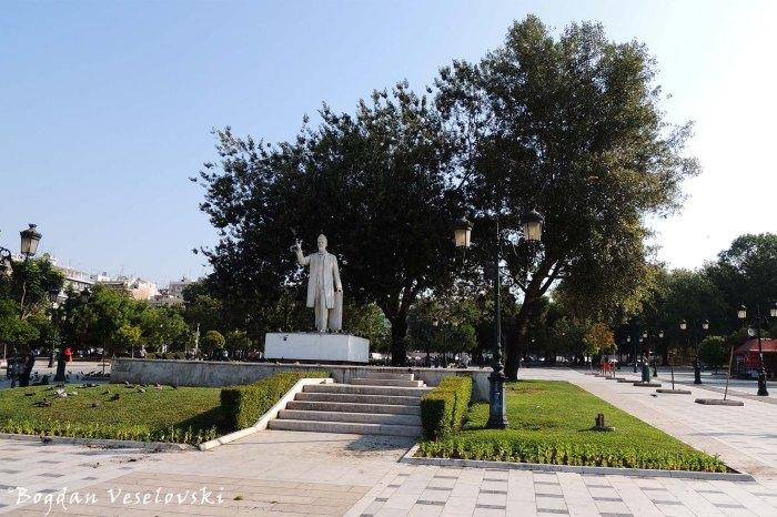 Statue of Eleftherios Venizelos, Thessaloniki