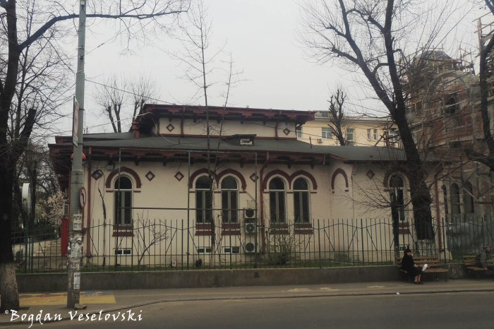 19-21, Ștefan Cel Mare - Clinical Hospital Colentina