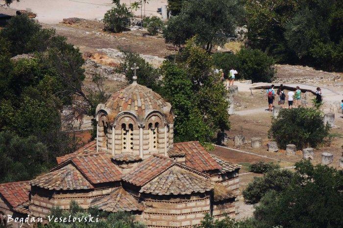 Ναός Αγίων Αποστόλων Σολάκη (Church of the Holy Apostles - Holy Apostles of Solaki)
