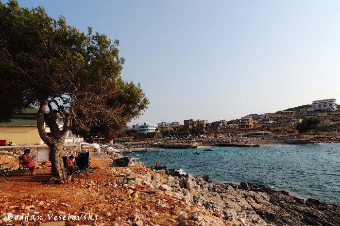 Ksamil coastal resort