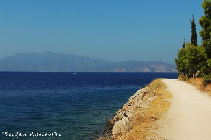 Argolic Gulf, Aegean Sea
