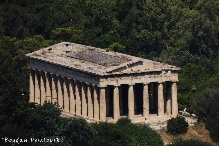 Ναός Ηφαίστου / Θησείο (Temple of Hephaestus / Hephaisteion / Theseion)