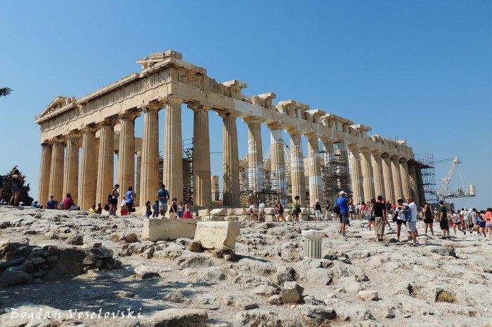 Acropolis of Athens - The Parthenon (Παρθενώνας)