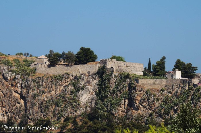 Fortress in Nafplio