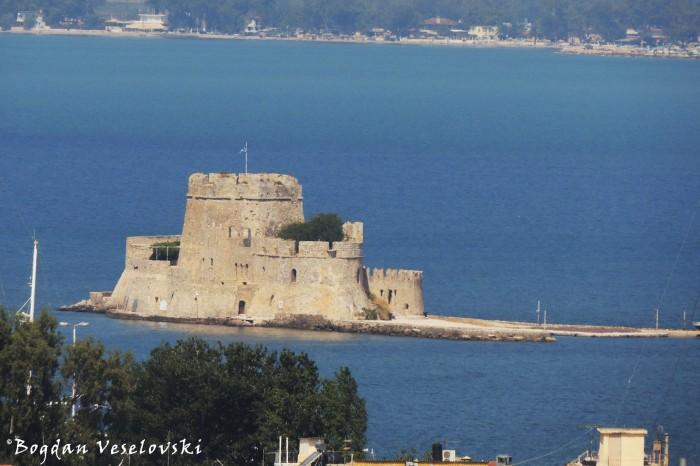 Μπούρτζι, (The castle of Bourtzi)