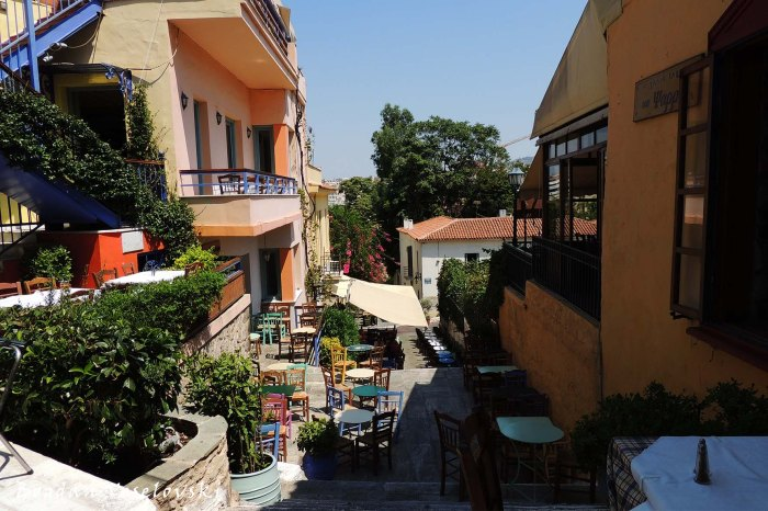Erechtheos Street, Athens