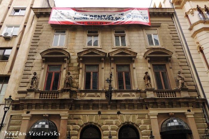 3, Stravopoleos Str. - Building (1883, facade inspired by Italian Renaissance)