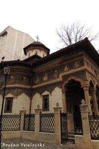 3, Stravopoleos Str. - Stravopoleos Monastery