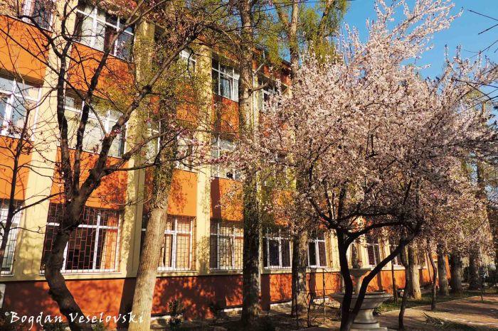 38-40, Calea Plevnei - 'Miguel de Cervantes' Bilingual High School, Bucharest