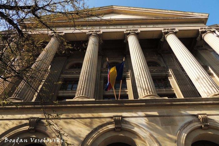 4-12, Elisabeta Blvd. - University of Bucharest
