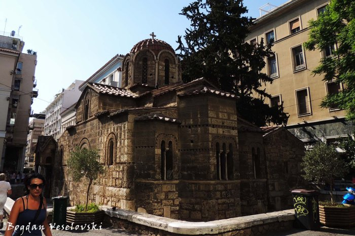 Εκκλησία της Παναγίας Καπνικαρέας (Church of Panagia Kapnikarea)