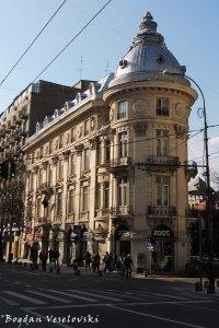 40, Elisabeta Blvd. - former Astoria Hotel, Bucharest