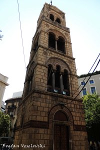 Bell Tower - Church of the Savior (Sotira) of Lykodemos (The Russian Church), Athens