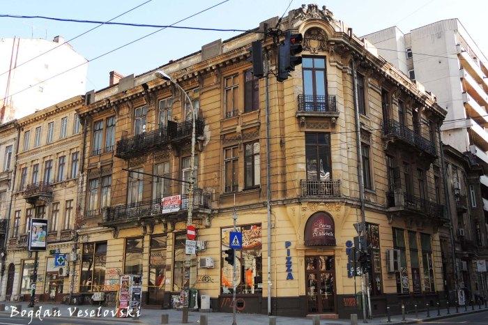 41, Elisabeta Blvd. - Building (~1900)