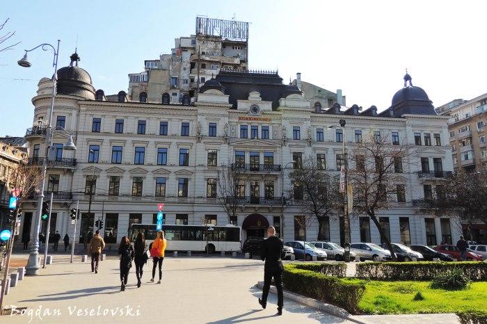 5, Elisabeta Blvd. - Grand Hôtel du Boulevard, Bucharest