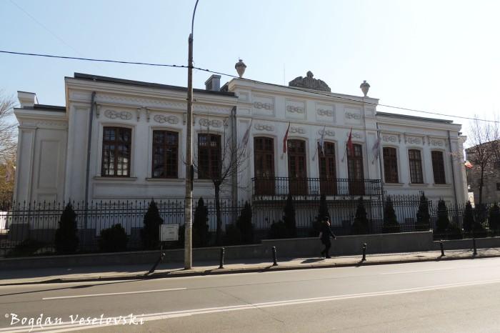 5, Mircea Vodă Blvd. - Eliad House (19th century)