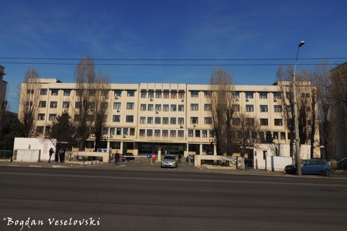 68-72, Șos. Panduri - Universitatea Națională de Apărare Carol I (Carol I National Defence University, Bucharest)